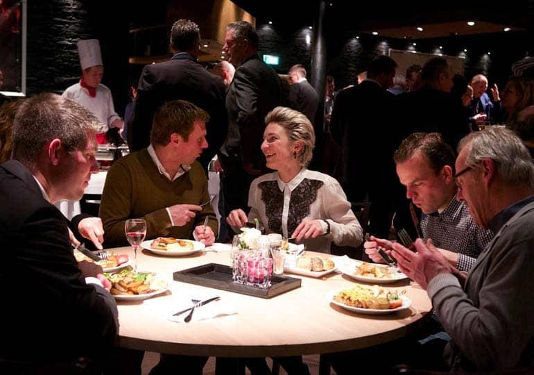 wittepaard_zakelijk_diner