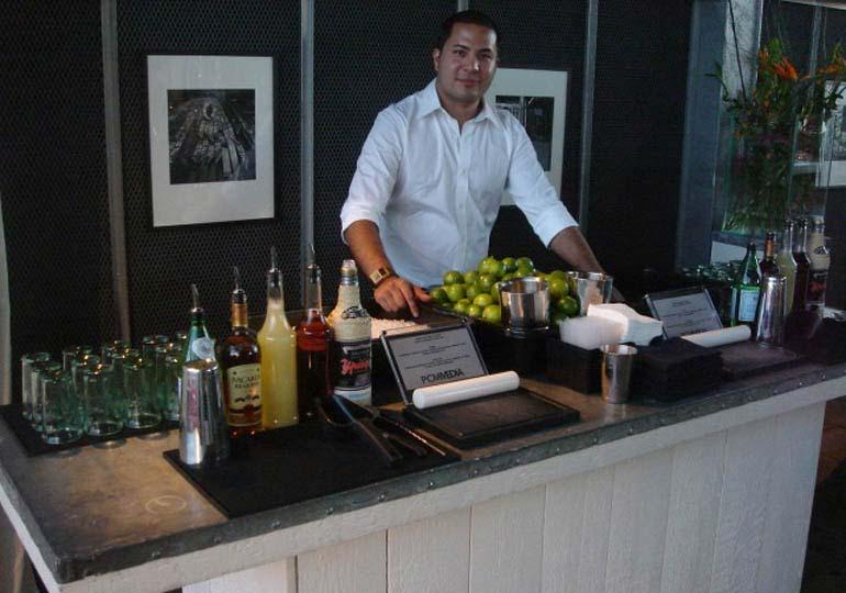 Workshop cocktailbar