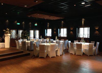 Culturele bruiloft tafels