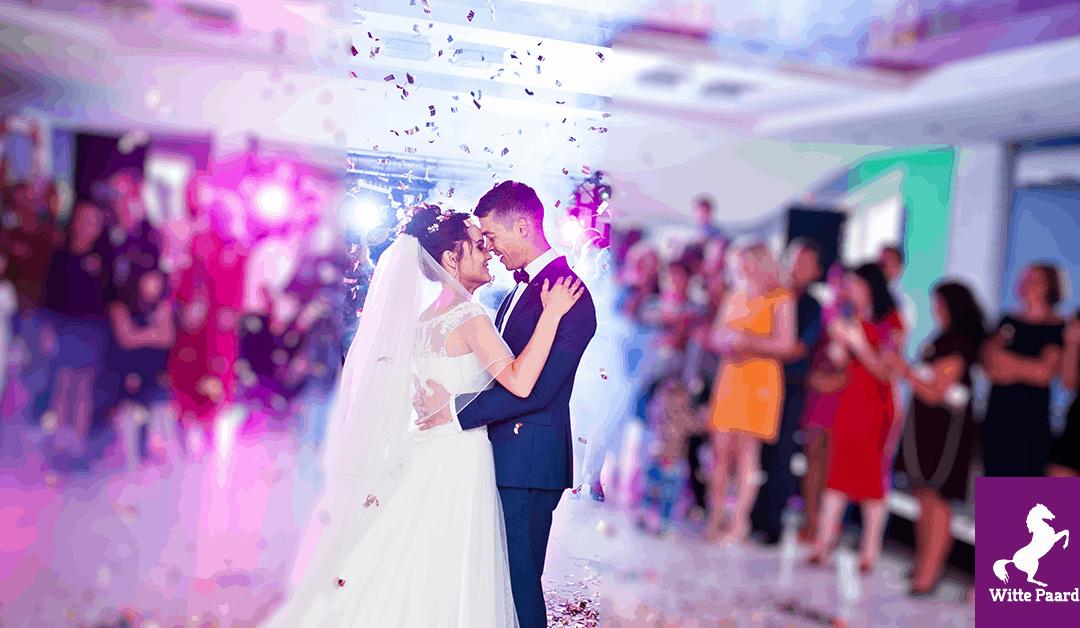 Het ideale trouwfeest